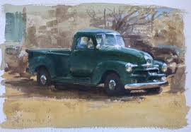 100 Cooley Commercial Trucks Classic Chevy Pickup Art Gallery