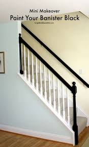 Best 25+ Painted Banister Ideas On Pinterest | Banister Remodel ... How To Calculate Spindle Spacing Install Handrail And Stair Spindles Renovation Ep 4 Removeable Hand Railing For Stairs Second Floor Moving The Deck Barn To Metal Related Image 2nd Floor Railing System Pinterest Iron Deckscom Balusters Baby Gate Banister Model Staircase Bottom Of Best 25 Balusters Ideas On Railings Decks Indoor Stair Interior Height Amazoncom Kidkusion Kid Safe Guard Childrens Home Wood Rail With Detail Metal Spindles For The