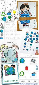 Earth Day Activities Preschool Kindergarteners Love Free Printables Recycling