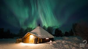Wild Nordic  Experience the Northern Lights at the Arctic Snow
