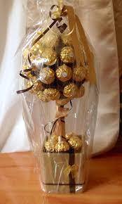 Ferrero Rocher Christmas Tree Diy by Cellophane Wrapped Ferrero Rocher Sweet Tree By Sweetlouise Www
