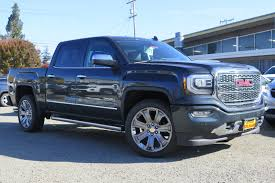 100 Sierra Trucks For Sale New 2018 GMC 1500 Pickup For Sale In Burlingame CA G00673