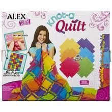 ALEX DIY Knot A Quilt Alex Panline USA Toys