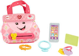 Fisher-Price Laugh And Learn My Smart Purse - Toys