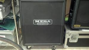 Mesa Boogie Cabinet 2x12 by Mesa Boogie Rectifier 2x12 Vertical Cabinet