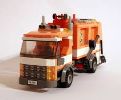 100 Lego Recycling Truck 7991 7991