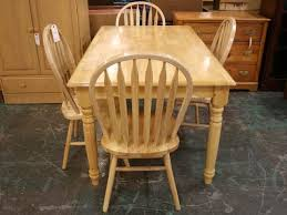Oak Kitchen Table And Chairs Table Designs With Oak Kitchen Table