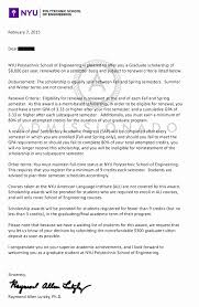 97 Nyu Cover Letter Sample Nyu Re mendation Letter Image
