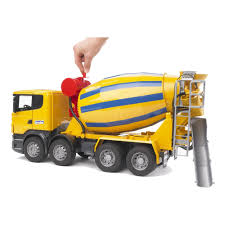 Bruder Toys Scania R-Series Cement Mixer Truck With Functioning ... Fast Lane Light And Sound Cement Truck Toys R Us Australia 116 Scale Friction Powered Toy Mixer Yellow Best Tomy Ert Big Farm Peterbilt 367 Straight Light Man Bruder 02744 Concrete Pictures Hot Wheels Protypes E518003 120 27mhz 4wd Eeering Cement Mixer Truck Toy Kids Video Mack Granite Galaxy Photos 2017 Blue Maize 2018 Dump Cstruction Vehicle