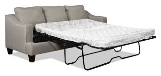 Jennifer Convertibles Sofa Beds by Wilmington Queen Sleeper Sofa Platinum Levin Furniture