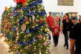 Christmas Tree Forest A Reading Wonderland Art Museum Of South Texas Visit Calendar