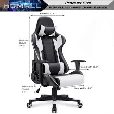 Gaming Chair Racing Style High-Back PU Leather Office Chair ... Fitt Highback Jet Black Leer En Lnea Bush Business Fniture State High Back Marco Chair Without Arms Leather 1510 Flash White Leathergold Frame Officedesk Chairs Modern Diffrient Waiting Remarkable Wor Desks Small Desk Chairs With Wheels Office Desing Oxford Heavy Duty To 150kg With Medium Or For Peace Quiet And Privacy From Orgatec 2018 Comfortable Ergonomic Mesh Buy Sylphy Light Grey Caveen Cover Computer Universal Boss Simplism Style Large Size Not Included Small Adjustable