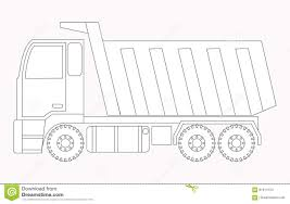 Construction Machinery. Truck. Coloring Pages For Children Stock ... Learn Colors With Dump Truck Coloring Pages Cstruction Vehicles Big Cartoon Cstruction Truck Page For Kids Coloring Pages Awesome Trucks Fresh Tipper Gallery Printable Sheet Transportation Wonderful Dump Co 9183 Tough Free Equipment Colors Vehicles Site Pin By Rainbow Cars 4 Kids On Car And For 78203