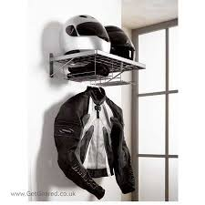 I d love to hang this Biker Duo Clothes Rack in my garage No more