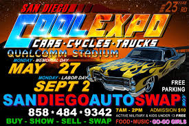 San Diego Cool Car Truck Cycle Expo, Qualcomm Stadium, Classics ... Craigslist San Diego Cars Used Trucks Vans And Suvs Available 1970 Ford Bronco For Sale Classiccarscom Cc996759 Ivans Trucks And Cars Ca Dealer Courtesy Chevrolet Is A Dealer Toyota Of El Cajon 2018 Tacoma Sale Near 2012 Dodge Ram 2500 Slt 4x4 For In At Classic Kenworth For Sale In San Diegoca Western Star Southern California We Sell 4700 4800 4900 2007 Prerunner Lifted 2019 Review Ratings Specs Prices Photos The Home Central Trailer Sales