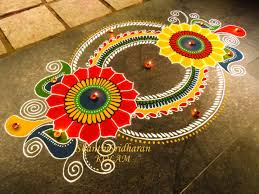 Gorgeous Rangoli Designs And Ideas For Diwali 2017 - Festival ... Best Rangoli Design Youtube Loversiq Easy For Diwali Competion Ganesh Ji Theme 50 Designs For Festivals Easy And Simple Sanskbharti Rangoli Design Sanskar Bharti How To Make Free Hand Created By Latest Home Facebook Peacock Pretty Colorful Pinterest Flower 7 Designs 2017 Sbs Your Language How Acrylic Diy Kundan Beads Art Youtube Paper Quilling Decorating