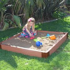 Shop Frame It All 48-in X 48-in Brown Square Composite Sandbox At ... Decorating Kids Outdoor Play Using Sandboxes For Backyard Houseography Diy Sandbox Fort Customizing A Playset For Frame It All A The Making It Lovely Ana White Modified With Built In Seat Projects Playhouse Walmartcom Amazoncom Outward Joey Canopy Toys Games Lid Benches Stately Kitsch Activity Bring Beach To Your Backyard This Fun Espresso Unique Sandboxes Backyard Toys Review Kidkraft Youtube