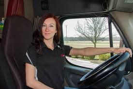 Women In Trucking Association Announces Its December 2017 Member ... Its Been A Long Road But Im Happy To Be An Hgv Refugee Syrian Lady Driver In Big Truck On The Banked Track At Trc Youtube Women In Trucking Association Announces Its December 2017 Member Bengalurus First Female Garbage Truck Motsports Posed As Car Salesgirl And Shows Male Woman Stock Photos Royalty Free Pictures Driver Filling Up Petrol Tank Gas Station Is Symbol Of Power Cvr News Lisa Kelly A Cutest The Revolutionary Routine Of Life As Trucker Truckers Network Replay Archives Truckerdesiree