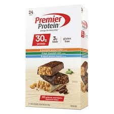 Premier Protein High Bar Variety Pack 253 Oz 24 Count