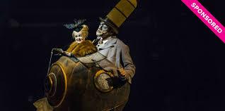 Kurios Cabinet Of Curiosities Portland by 10 Curious Facts About Cirque Du Soleil U0027s New Show U2014 The Bold