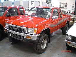 89 Pickup SR5 In Toyota Museum | Automobiles | Pinterest | Toyota ... Truck Picture Post Page 148 Toyota Nation Forum Car 4runner Largest View Single T100 Photos Informations Articles Bestcarmagcom 1989 Dlx Xtracab Pickup Truck Item Da2544 Sold M Pickup For Sale Classiccarscom Cc1075297 Toyota Model Names Bestwtrucksnet Toyota Truck 4x4 Regular Cab Stored Body 2 Plowsite Best Older Trucks For 89 Additionally Cars Models With Db9480 July 5 Vehicl 20 Years Of The Tacoma And Beyond A Look Through