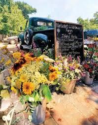 Nantucket Town Flower Truck