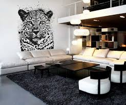 Leopard Print Bedroom Decor by Leopard Print Wall Decals New Accents For Natural Look U2013 Cheetah