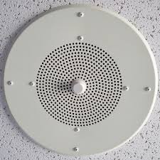 Bogen 2x2 Ceiling Speakers by Ceiling Speaker C2g 6in Ceiling Speaker White 39904 Speakers Wall