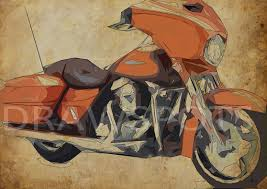 2014 Harley Davidson Street Glide 12x850 In To 60x42 Original