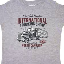 Inktastic Big Truck Toddler T-Shirt Rig Semi-trailer American ... A Dark Peterbilt Cabover Semi Truck Is Displayed At The 2018 Great Photos Day 2 Of Pride Polish Trucks American Success 2015 Trucking Show Landstar The Truck Recap Raneys Blog Gats 2013 In Dallas Tx By Picture Allies Booth Allie Knight Youtube Photo Gallery Great American Truck Show 2016 Dallas Bangshiftcom Big Rigs And More From