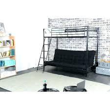 lit mezzanine avec canapé convertible fixé lit mezzanine avec canape convertible fixe mezzanine avec canape