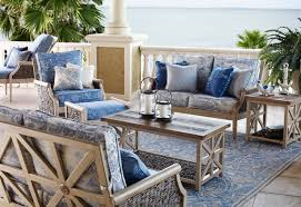 Gorgeous Coastal Outdoor Furniture Patio In Rehoboth Beach