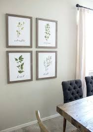 Dining Room Artwork Ideas Lovable Wall Art With Best On