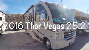 2016 Thor Vegas 252 Class A Motorhome
