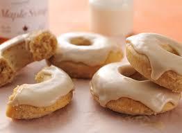 Dunkin Donuts Pumpkin Donut Recipe by Gluten Free Maple Bourbon Glazed Doughnuts Flourish King