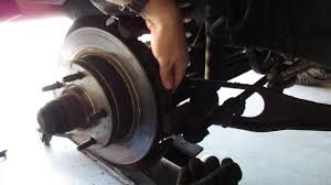 Project Ford Truck Front Brake Episode 5 - YouTube