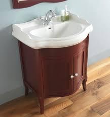 waschtisch retro 69 cm mit unterschrank antikbad