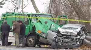 100 Garbage Truck Accident Off Duty NYPD Cop Killed In Crash With NBC New York