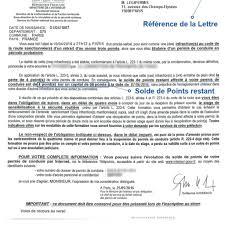 lettre 48n stage obligatoire et remboursement amende legipermis