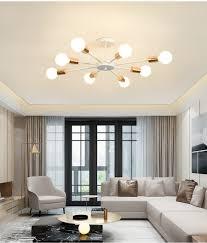 led kronleuchter licht für wohnzimmer schlafzimmer küche innen beleuchtung weiß gold kronleuchter moderne le