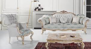 casa padrino luxus barock wohnzimmer set grau türkis antik gold 2 sofas 2 sessel 1 couchtisch wohnzimmer möbel im barockstil edel