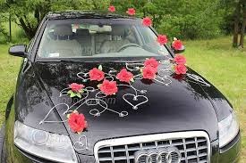 decoration de mariage sur voiture meilleure source d inspiration