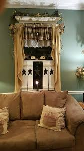 Primitive Living Room Wall Decor by Primitive Living Room Ideas Including Curtains For Picture