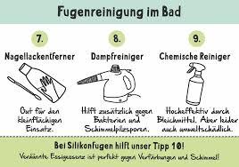 fugenreinigung im bad diese 10 tipps helfen weiter