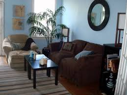 Brown And Teal Living Room by Interesting Combination Of Brown And Blue Living Rooms U2013 Blue And