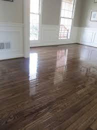 restaining wood floors restaining hardwood floors darker home