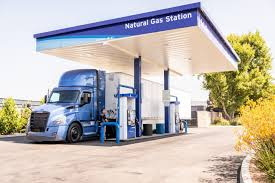 100 Natural Gas Trucks Local Buses To Run On Renewable To Help Clean