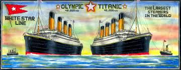 Lusitania Sinks In Real Time by Did The Titanic Really Sink Or Was It Olympic U2014 Shorthand Social
