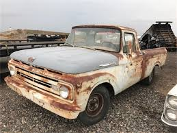 1962 Ford F100 For Sale | ClassicCars.com | CC-1003151