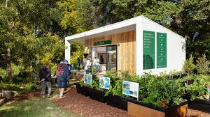 100 Eco Home Studio The House Garden Of The Future Is Open For Inspection